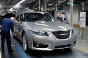 Saab relance la production de la 9-5
