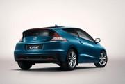 Honda CR-Z : Enfin, la version de série !