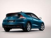 Honda CRZ : la version de série tant attendue