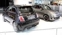 Fiat Chrysler : la 500 électrique à Detroit