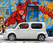 Nissan Cube : Décalé !