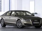 L'Audi A8 hybride présentée à Genève