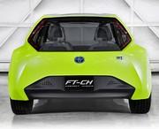 Toyota FT-CH Concept : Prétexte utile