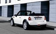 Mini One Cabrio : Une entrée de gamme à 98 ch