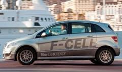 Essai Mercedes Classe B F-Cell : la classe verte