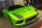 Revenge Verde : la supercar verte qui tente le coup de la supercherie