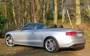 Essai Audi S5 Cabriolet V6T : Audi-Torium de plein air