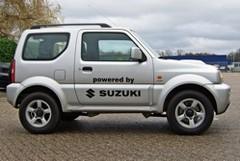 Essai du Suzuki Jimny 1.5 DDiS X-Citement bvm5 - 86 cv