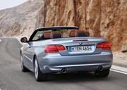 BMW : petit lifting pour les Série 3 coupé et cabriolet