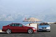 BMW Série 3 Coupé et Cabriolet : subtiles retouches