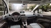 Opel Meriva 2 : l'intérieur dévoilé
