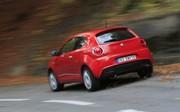 Essai Alfa Romeo MiTo 1.4 Multiair 135 Distinctive : Sportive du dimanche