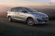 Mazda 5 : un look osé