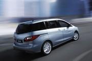 Mazda 5 : Vague montante