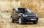Essai Land Rover Discovery 4 HSE 3.0 TDV6