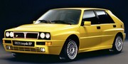 Lancia Delta : de Turin à Detroit