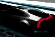 Ray Concept : première esquisse pour le concept-car hybride de Kia