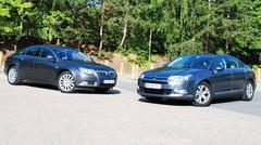 Essai Citroën C5 2.0 HDi 160 ch vs Opel Insignia 2.0 CDTi 160 ch : Berlines mutines