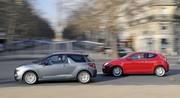 Essai Citroën DS3 THP 150 contre Alfa Romeo MiTo 1.4 Multiair 135 : La guerre des fashionistas