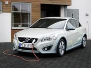 De l'éthanol dans la Volvo C30 électrique ?
