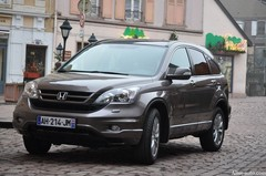 Essai Honda CR-V 2010 : passage en mode automatique