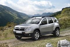 Dacia Duster : Le tout-chemin Dacia fait son chemin