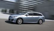 Nouvelle Mazda6 : déjà l'heure du restylage