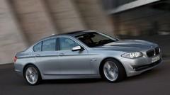 BMW : une version hybride de la nouvelle Série 5 à Genève