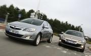 Essai Opel Astra 1.7 CDTI 125 vs Renault Mégane 1.9 dCi 130 : Leçon de maintien