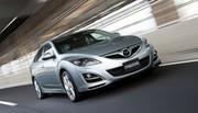 Mazda 6 2010 : Nouveau visage