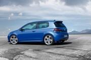 Volkswagen Golf R 2010 : quatre roues motrices et 270 ch