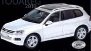 Nouvelle photo du Volkswagen Touareg 2