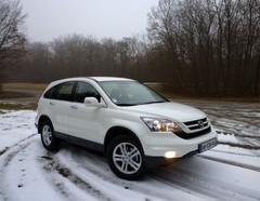 Essai Honda CR-V : Une BA pour le Honda CR-V diesel