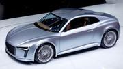 Porsche : un nouveau coupé sur base d'Audi e-tron II ?
