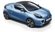 Voici la Renault Wind ! La Twingo coupé-cabriolet