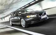 Volvo S80 et V70 : Sous la barre des 120 g/km !