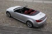 Essai Infiniti G37 Cabriolet : Les délices du plein air