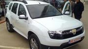 Premières photos live du Dacia Duster