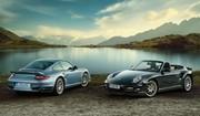Salon Genève 2010 : Porsche 911 Turbo S