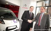 La Citroën C-Zéro a trouvé son premier client