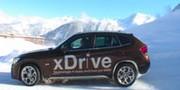 Essai vidéo : la technologie xDrive sur le BMW X1