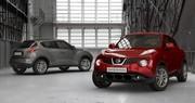 Nissan Juke : Forte tête