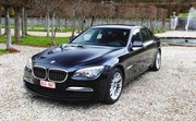 Essai BMW 740d : Triche-t-elle sur la marchandise?