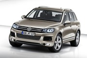 VW Touareg : La deuxième génération, aussi en hybride !