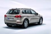 Volkswagen Touareg 2010 : Volkswagen : le Touareg se modernise