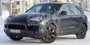 Porsche Cayenne : il est là