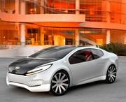 Kia Ray Concept : Pour l'exemple