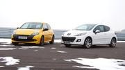 Essai Peugeot 207 RC 175 ch vs Renault Clio RS Trophy 203 ch : Les survoltées