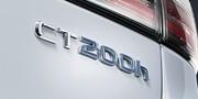 CT 200h, un nouvel hybride chez Lexus