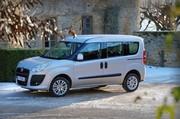 Essai Fiat Doblo 1.6 MJT 105 : Le transporteur